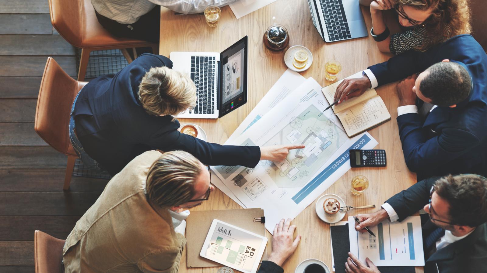 Transformation – Internationaler Geschäftsaufbau
